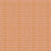 M Makower Stitch Check - 3441 - Contemporary Checked Blender, Rust - 5622 N38 - Cotton Fabric